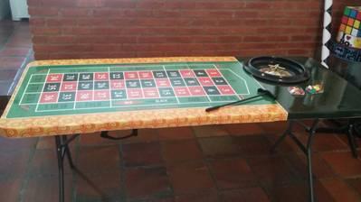 Mesa de Roleta