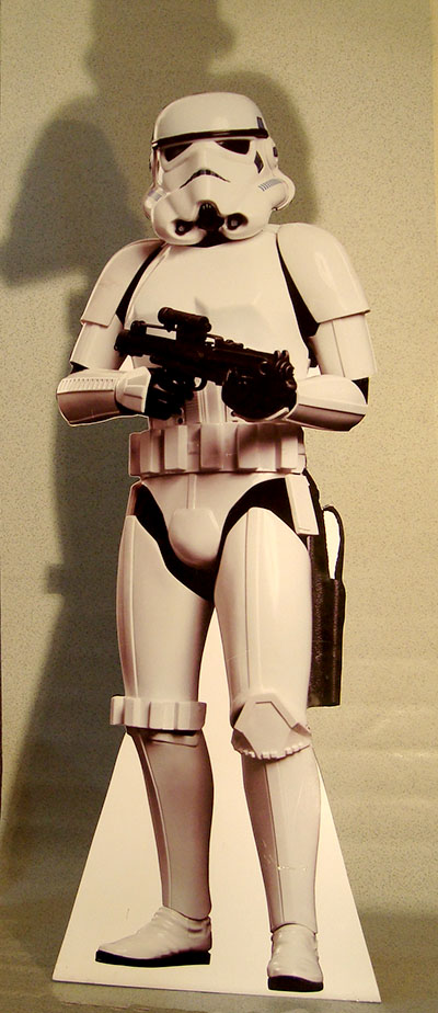 Totem Stormtrooper