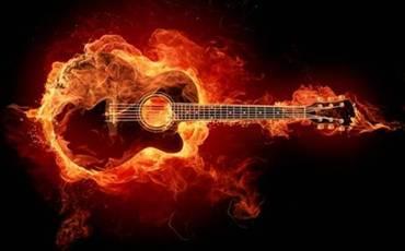 Cenário Guitarra