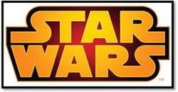 Placa Star Wars