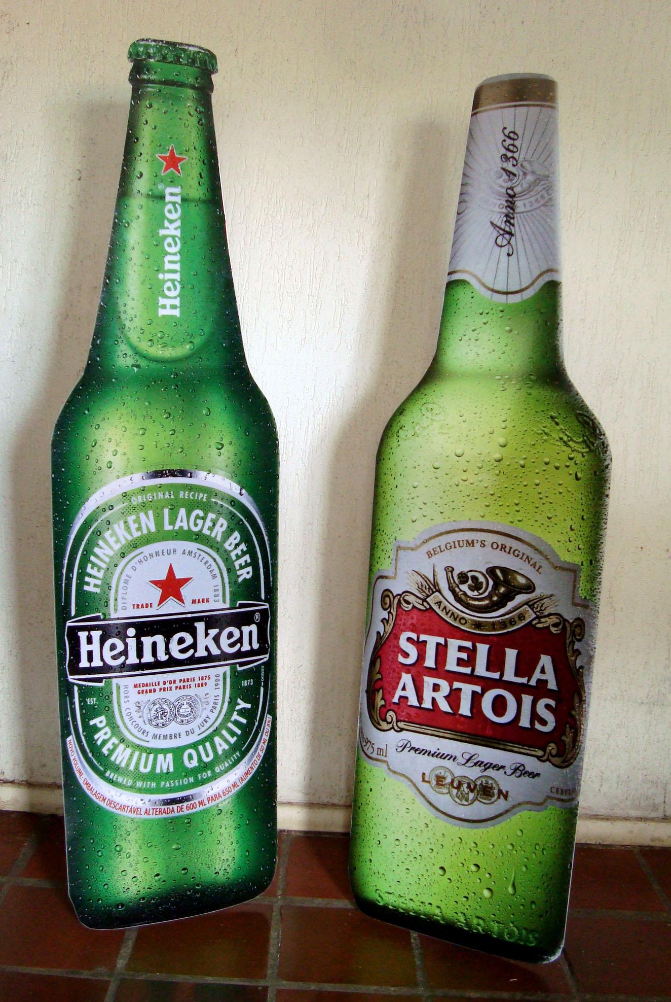 Totens Garrafa de Cerveja