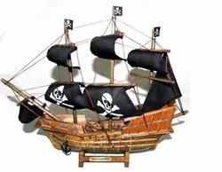 Navio Pirata para Mesa