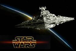 Cenário Star Wars Médio