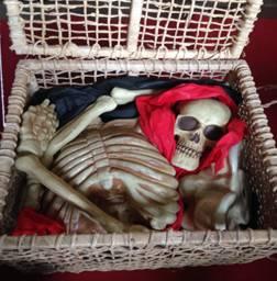 Caixa Esqueleto