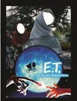 Painel Fotográfico - E.T.