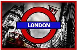 Placa PS London