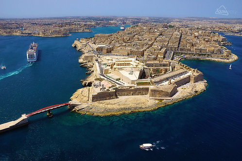 Les capitales de Malte - La Valette et Mdina