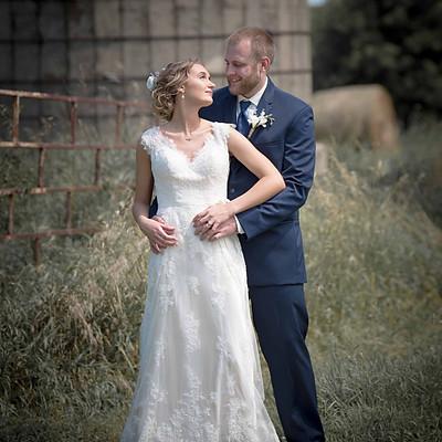 Mary + Andrew Wedding