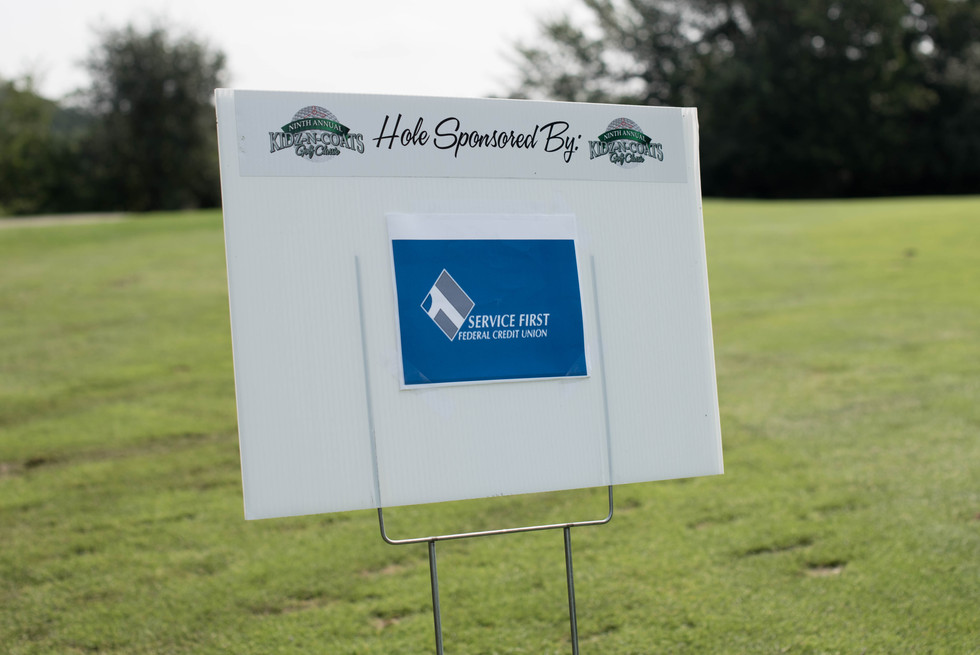 Sponsors_Hole 12_Service First Federal C