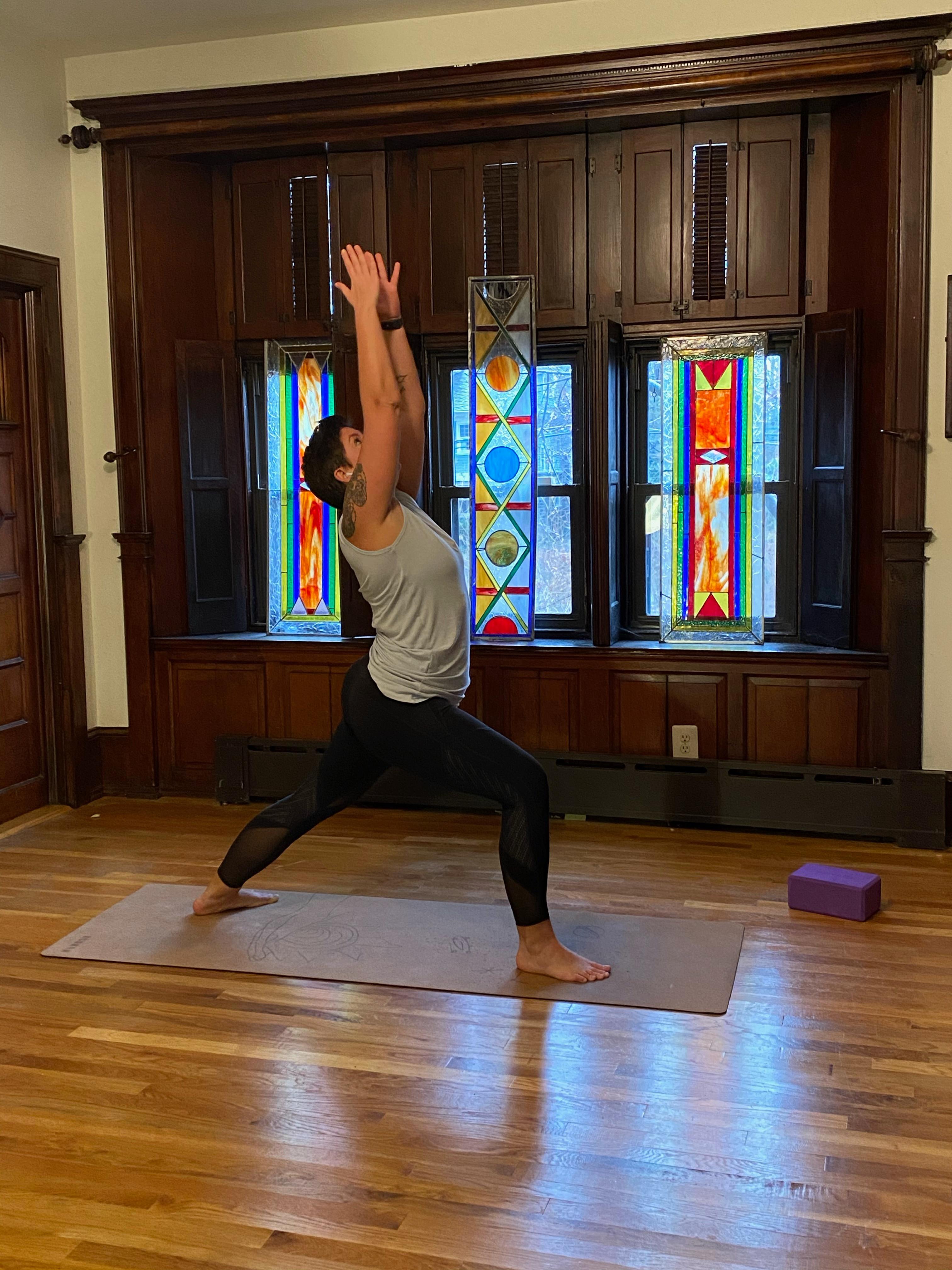 Copy of All Levels Yoga