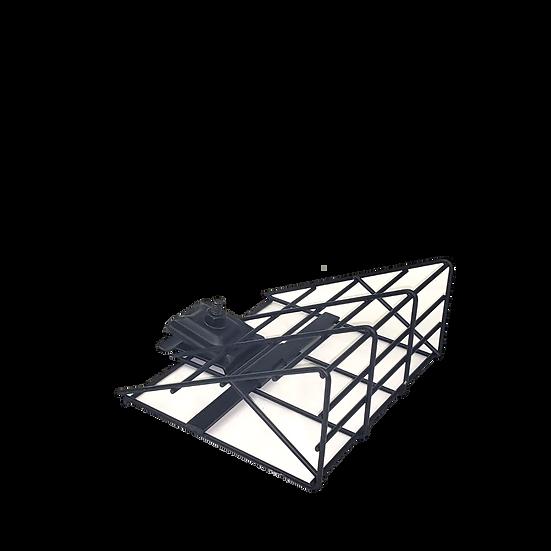 横葺屋根用雪止 座禅草 金具シングルタイプ