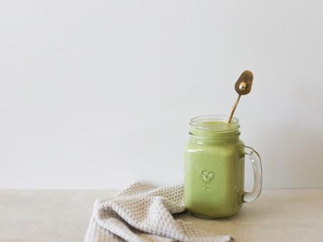Blush Green Smoothie