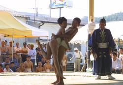 豊祭相撲大会