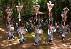 四部落太鼓踊り