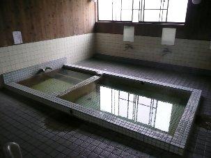 中野温泉 お風呂