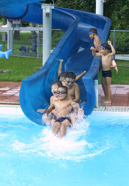 竹中池プール