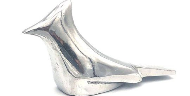 cardinal in aluminum