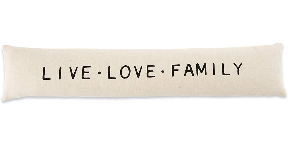 live love family pillow