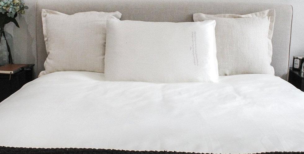 Guardian Angel Silk Pillowcase
