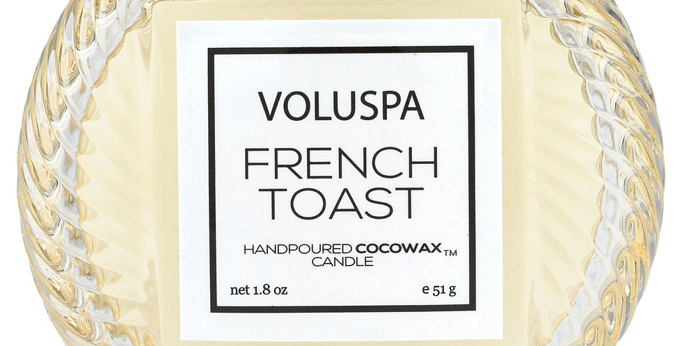 voluspa french toast macaron candle