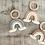 Thumbnail: Wooden macrame rainbow teether & hanger