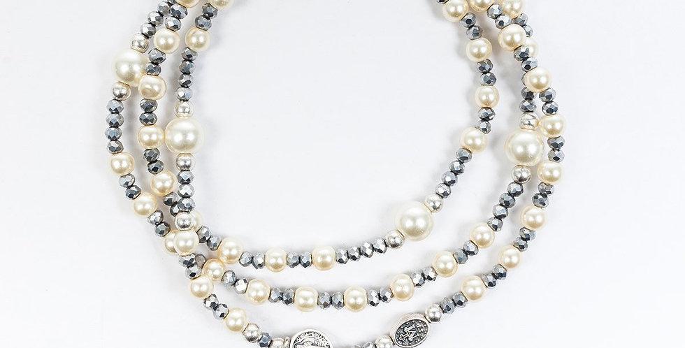 Rosary Wrap Bracelet