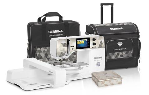 Bernina 590 Crystal edition