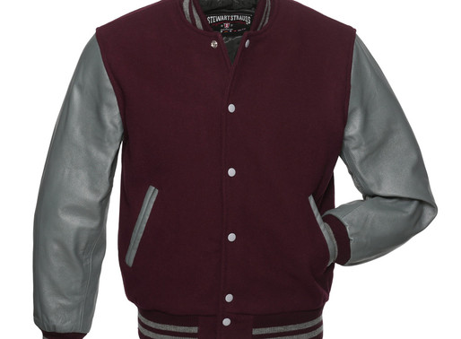 High Schoolers.  It's Time to Order Letterman Jackets!
