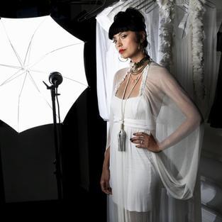 Gail Sorronda - Fashion Designer