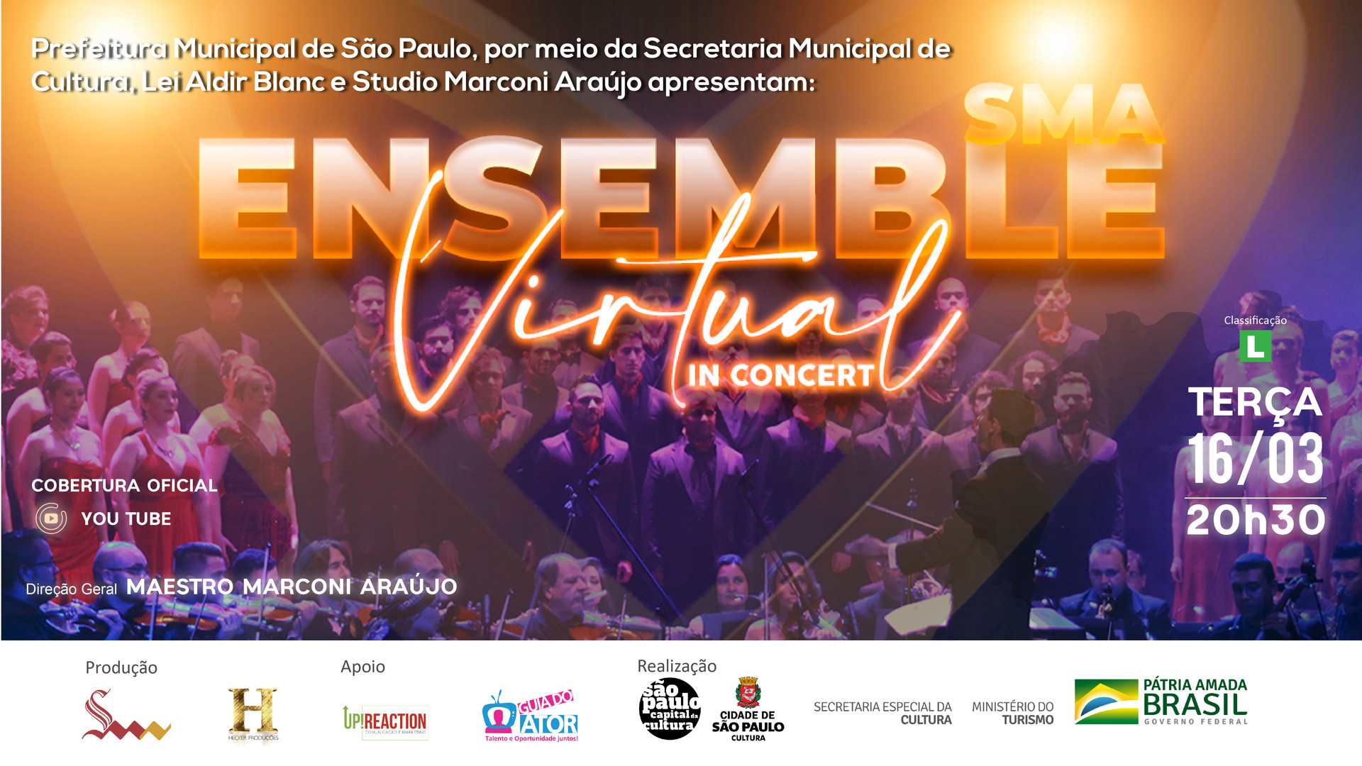 Ensemble Virtual In Concert