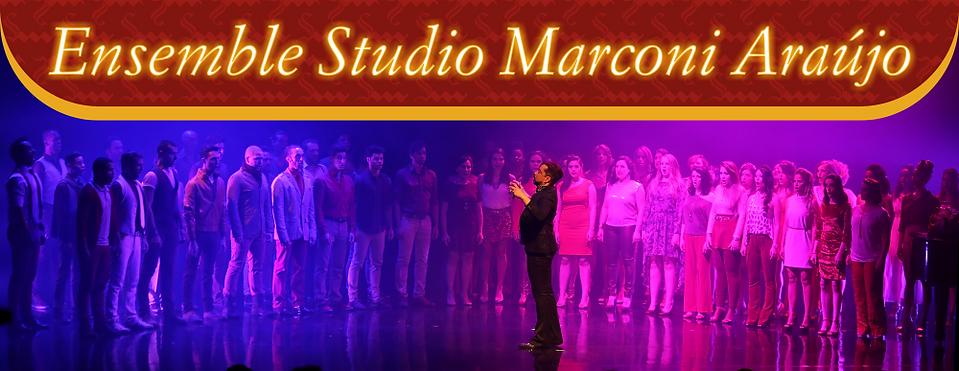 Ensemble Studio Marconi Araújo, teatro das Artes 2015