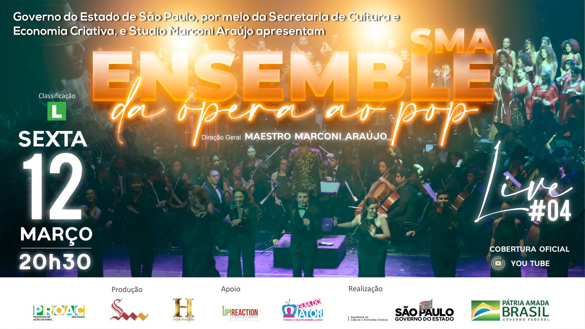 Mostra Musical Ensemble Sma