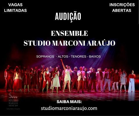 Ensemble Studio Marconi Araujo