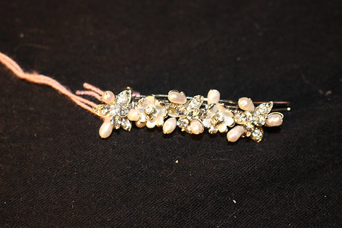 Diamonte Hair Slide