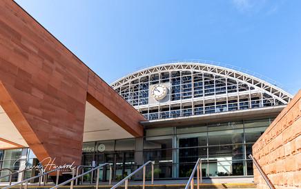 GMex Centre in Manchester