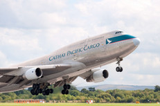 Manchester Airport cargo services