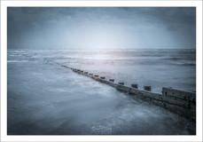 Breakwater - Cleveleys Beach