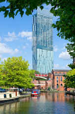 The Hilton Hotel, Manchester