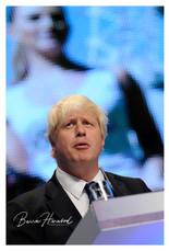 Prime Minister Boris Johnson MP