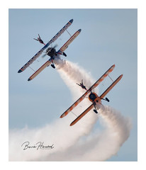 Aerosuberbatics Wing Walkers