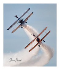 Aerosuperbatics Wing Walkers