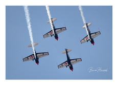 The Blades display team