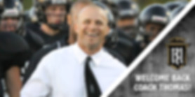 Servite Football Coach Troy Thomas