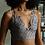 Thumbnail: Crochet Lace Longline Bralette