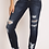 Thumbnail: Layla Distressed Jeans
