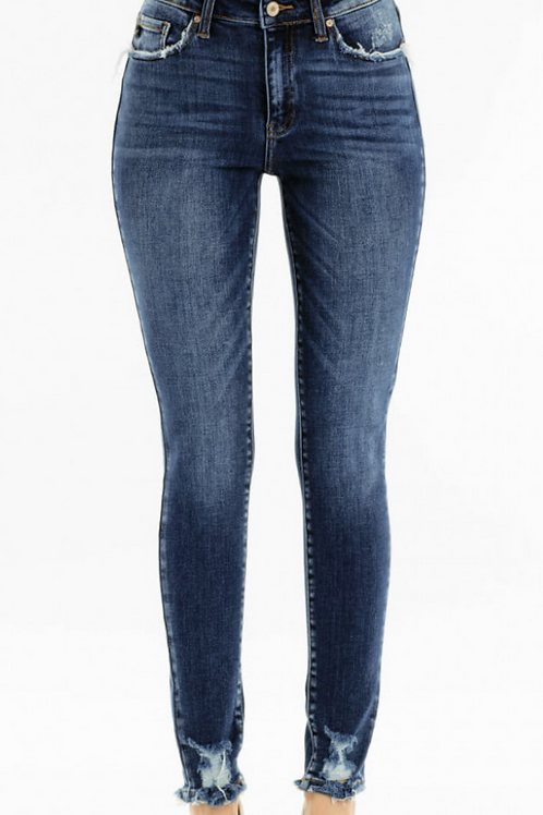 Thea Ankle Distressed KanCan Jeans