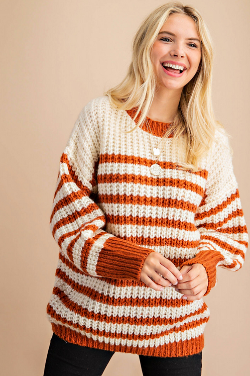 Honey Bee Sweater