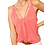 Thumbnail: Sleeveless V-Neck Top with Strappy Detailing