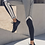 Thumbnail: Static Pattern Print Block Leggings