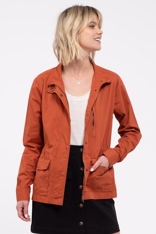 Brooklyn Cargo Jacket